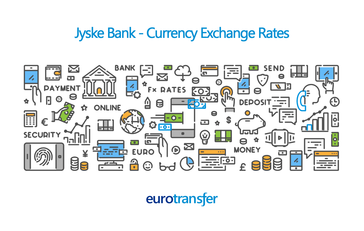 Jyske Bank Transfer Exchange Rates