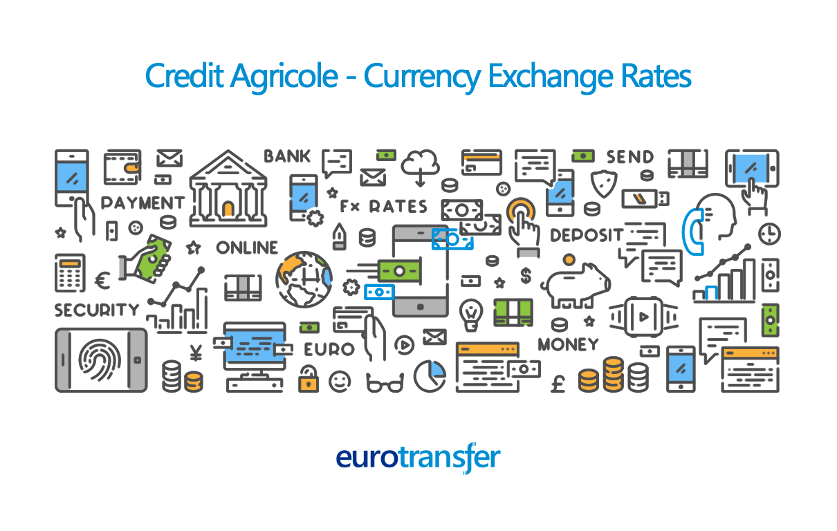 Credit Agricole Euro Transfer Exchange Rates