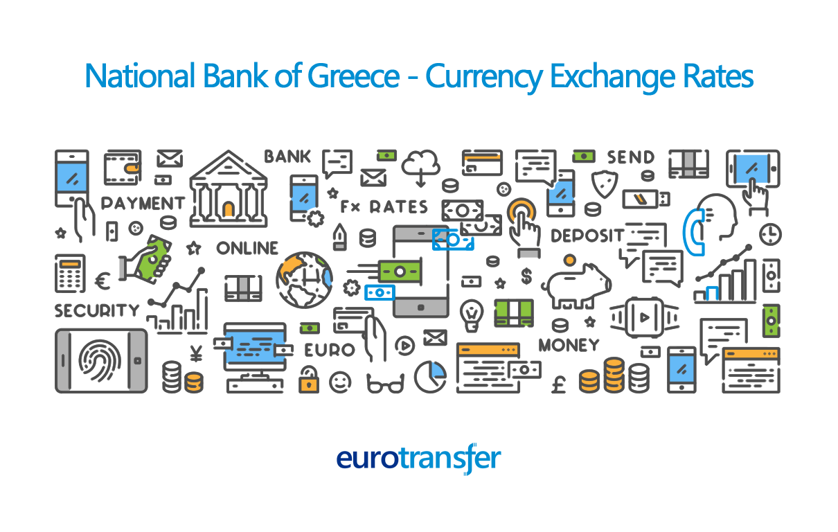 National Bank of Greece Euro Transfer Exchange Rates