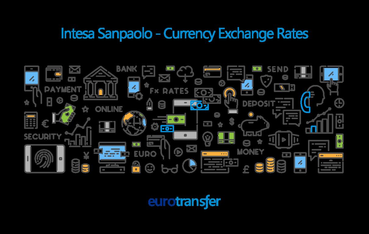 Intesa Sanpaolo Euro Transfer Exchange Rates