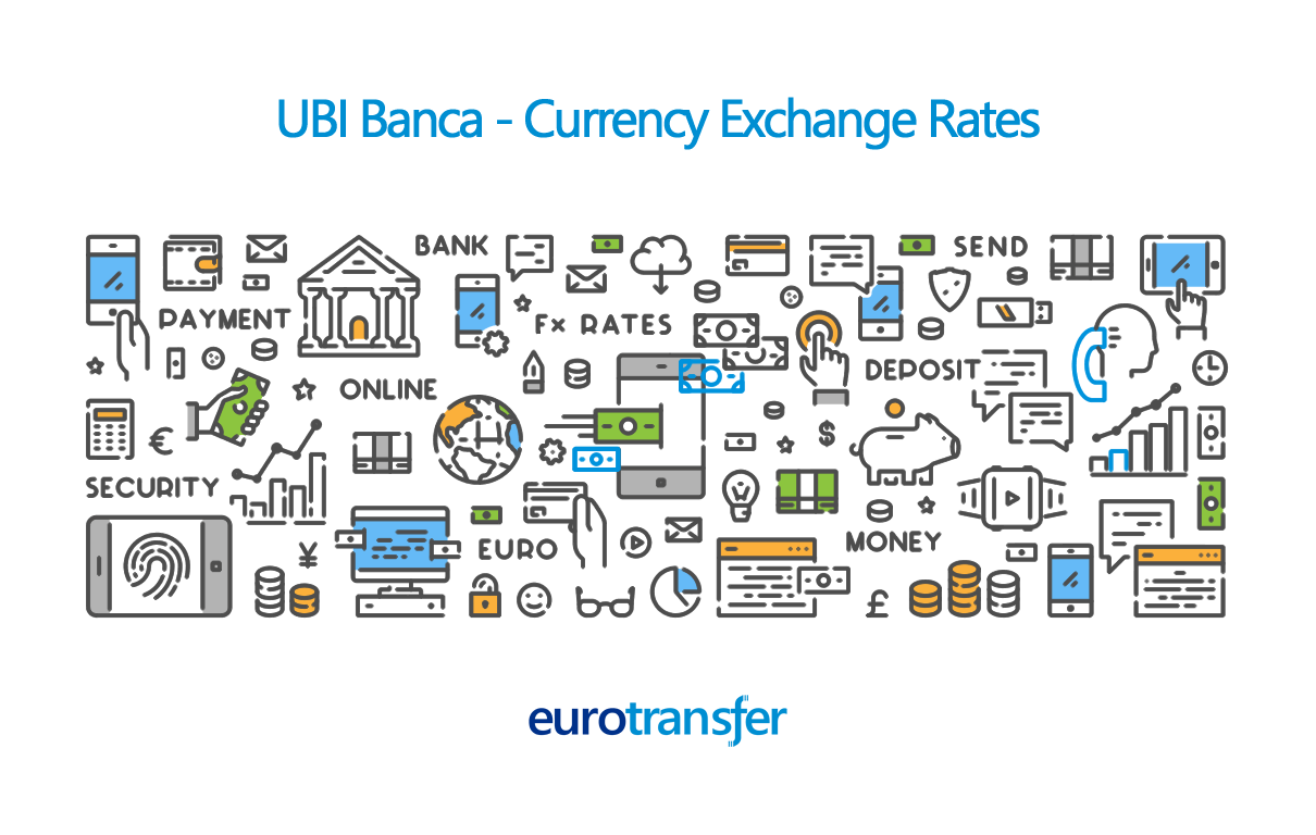 UBI Banca Euro Transfer Exchange Rates