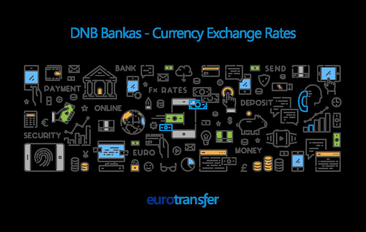 DNB Bankas Euro Transfer Exchange Rates