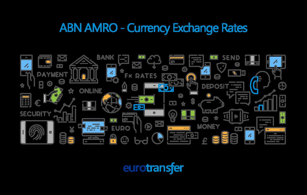 ABN AMRO Euro Transfer Exchange Rates