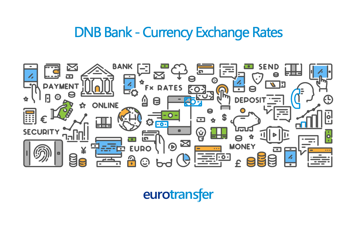 DNB Bank Transfer Exchange Rates