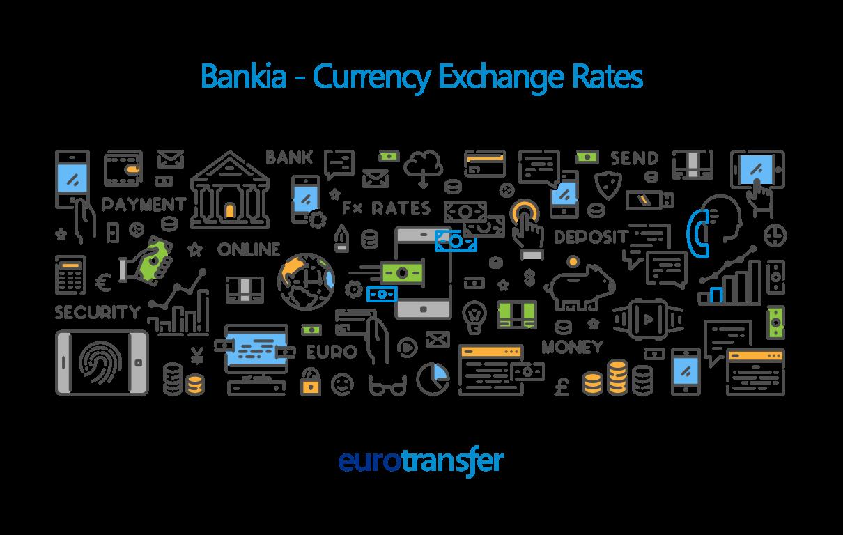 Bankia Euro Transfer Exchange Rate