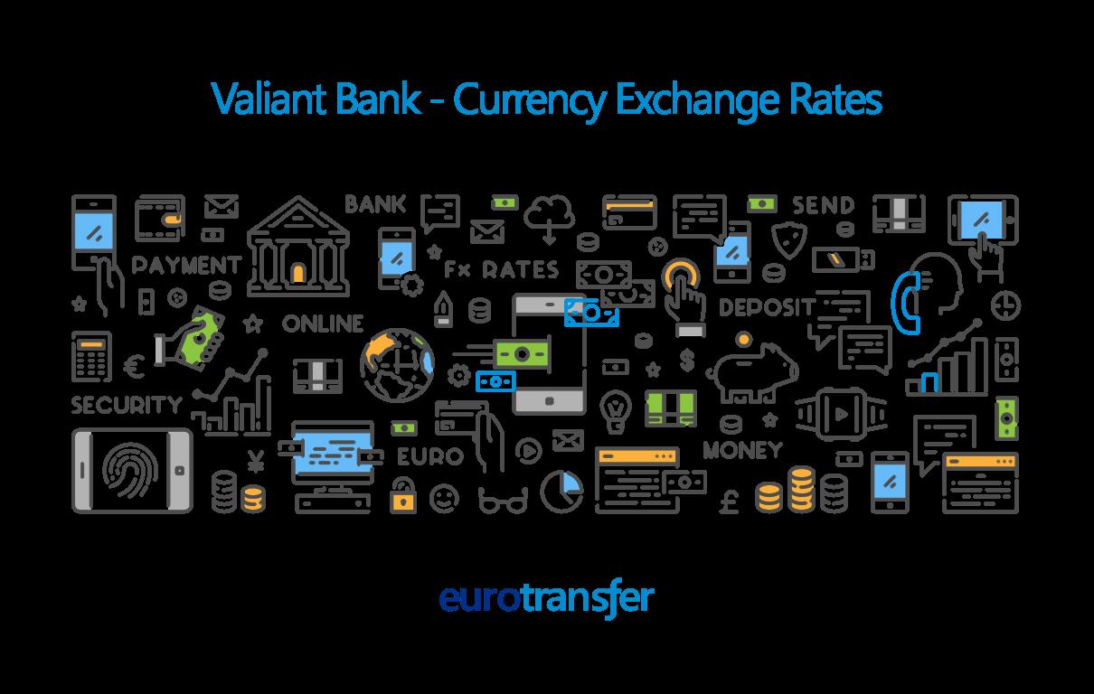 Valiant Bank Transfer Exchange Rates