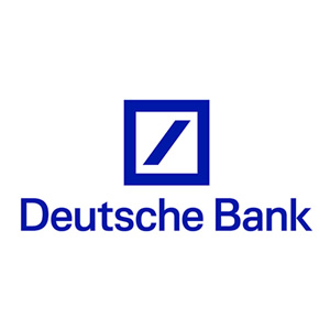 Deutsche Bank Euro and UK Pound Exchange Rates