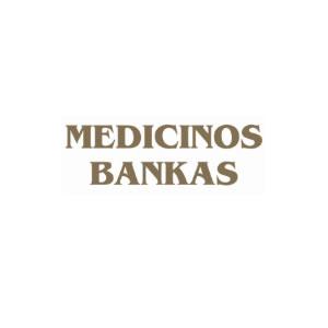 Medicinos Bankas Euro and UK Pound Exchange Rates