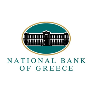 National Bank of Greece Euro and UK Pound Exchange Rates