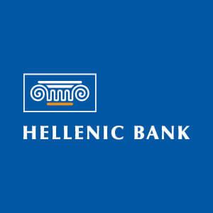 Hellenic Bank Euro and UK Pound Exchange Rates