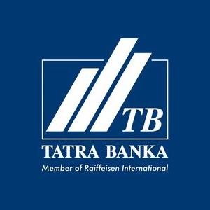 Tatra Banka Euro and UK Pound Exchange Rates