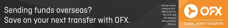 OFX - Global Money Transfers